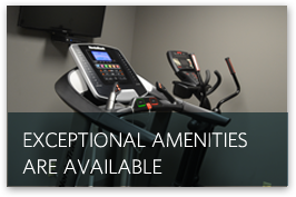 Exceptional Amenities are Available